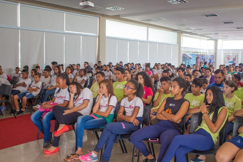 Visafértil Eco Escola - ICA